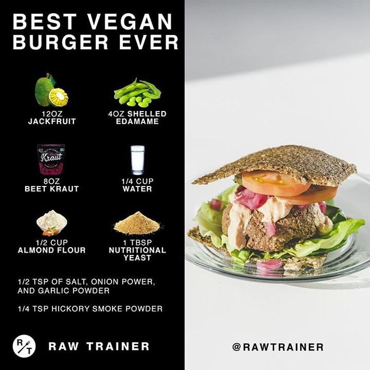 the best vegan burger you will ever make [save for later] display image  4d1a4e73